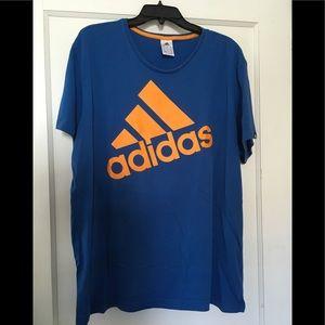 Vintage XXL Adidas Tshirt