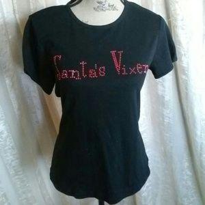 Fashion Bug Santa's Vixen Shirt Top