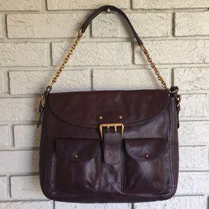 NWOT Ralph Lauren Leather Bag