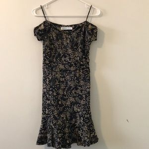 Zara minidress NWOT
