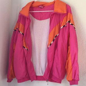 VINTAGE 80s Windbreaker