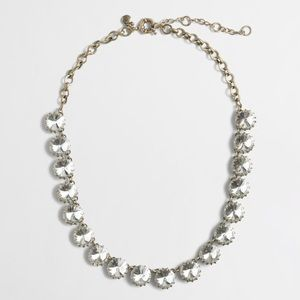 J. Crew Brass Plated Necklace