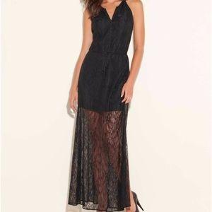 NWT Guess Sleeveless Lace Dress Sz 6