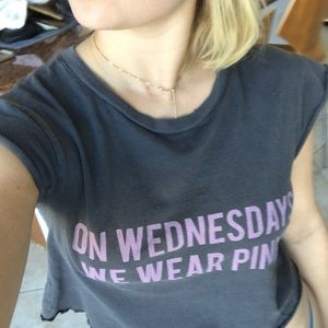 On Wednesdays we wear PINK! #meangirls