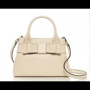 Kate spade charm city ostrich province leather bag