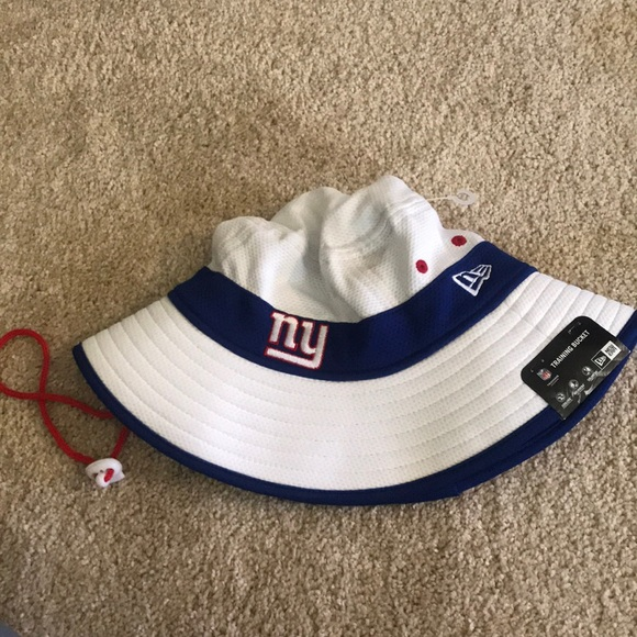 New Era NY Giants Bucket Cap 8022af48ebf