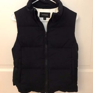 EXPRESS down feather vest