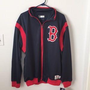 Red Sox zip up jacket