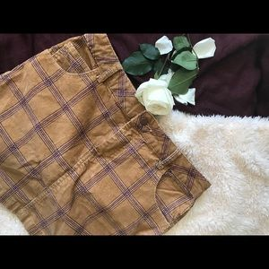 BDG Corduroy Mini Skirt - Sybale