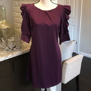 Jessica Simpson dress with detailed sleeves!