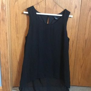 Black Forever 21 high low top L