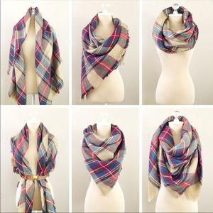 Kyoot Klothing Accessories - ⭐️2 LEFT⭐️ Blanket Scarves