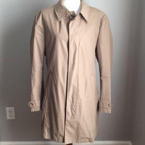 Men's Benetton rain coat