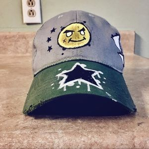 """Other - Dirty rabbit """"Thot cap"""" (Hand made)"""