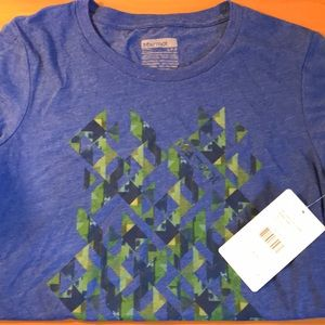 *Never Worn with Tags* Marmot tee