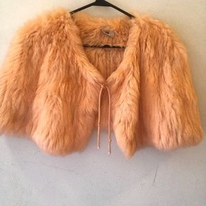 100% Genuine Fur Cover