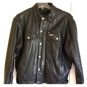 Genuine Harley Davidson leather jacket like new