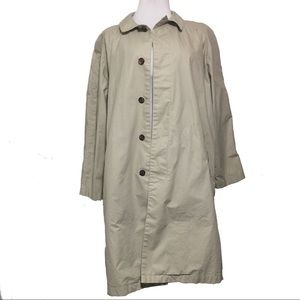 🧥J. Crew lightweight trench coat 🧥