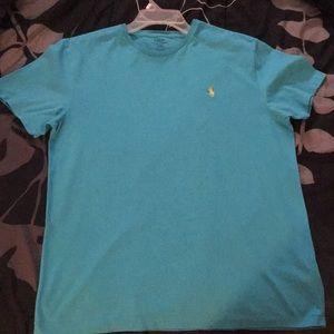 Blue Polo Ralph Lauren Shirt (real)