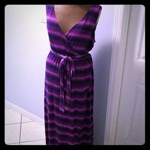 Lane Bryant Women's Maxi Dress