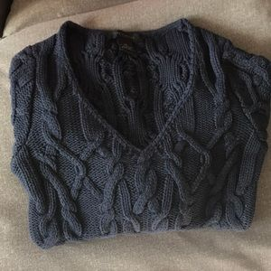 The limited extra chunky knit