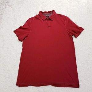 XL Tall Banana Republic Fitted Pima Cotton Polo