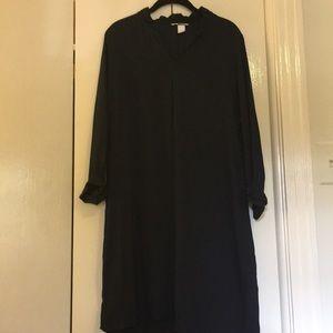 H&M size 14 black dress