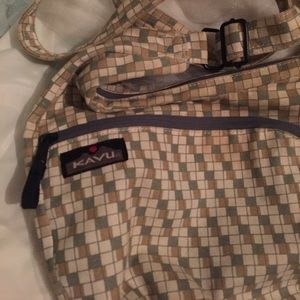 New KAVU shoulder bag