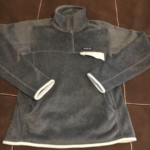 Patagonia Women's Re-Tool Snap T Pullover