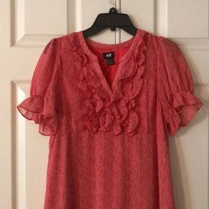H&M dress size M