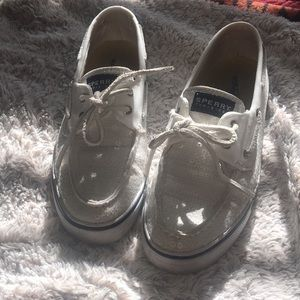 Women's sperry Top Sider boat shoes!