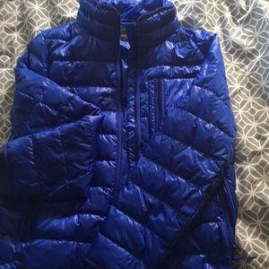 J. Crew puff coat