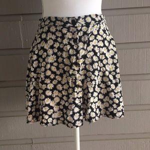 Forever 21 Retro Look Mini Skirt