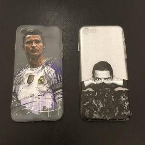 Other - Soft iPhone 7 Ronaldo Case