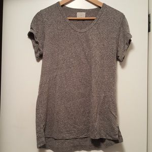t.la Gray T-shirt