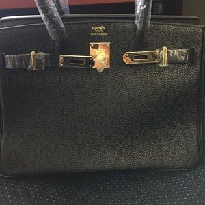 LIKES HERMES BAG REAL LEATHER BRAND NEW