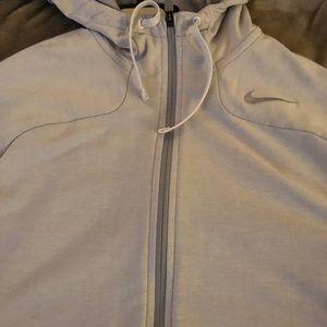 Grey Nike Jacket size Large