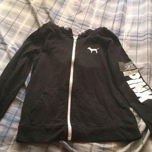 PINK vs zip-up hoodie