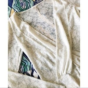 Intimately Free People Lace Bodysuit