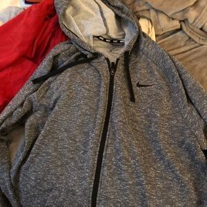 Practically Brand new Nike Hoddie size Large