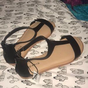 Torrid Strapp Sandals NWT