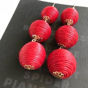 Jewelry - Thread Ball Bon Bon Earrings