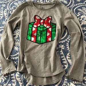 🎄🎄🎄NWT Disney Parks🎄🎄🎄Christmas Top