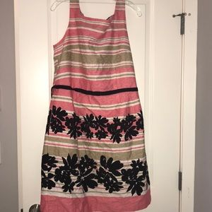 NWT- Eloquii- dress with black details