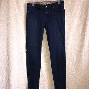 Rich & Skinny dark denim jeans