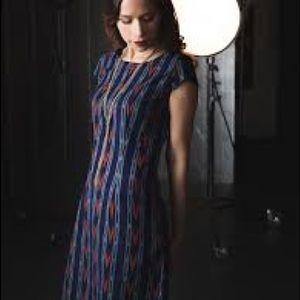 NWT Mata Traders Ikat Dress