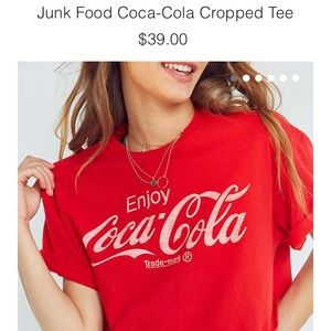 Urban outfitters Coca Cola