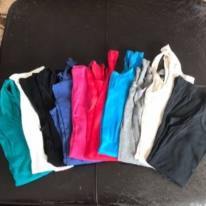 Mossimo long and lean tanks