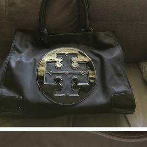 Tory Burch large Ella purse.