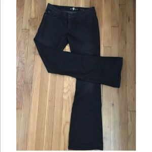 7 For all mankind jeans size 28